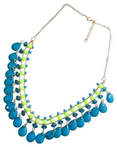 Other Fringe Statement Necklace