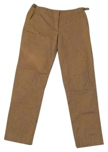 DKNY Straight Pants khaki