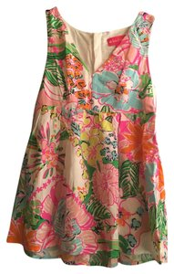 Lilly Pulitzer for Target Top Pink