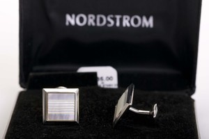 Nordstrom Nordstrom Cufflinks Set Pearl Colors