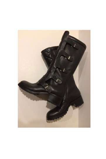 Marc by Marc Jacobs Black Boots Image 4