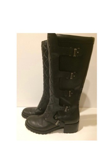 Marc by Marc Jacobs Black Boots Image 5