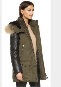 Mackage Fur Downfeathers Coat