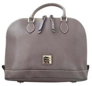 Dooney & Bourke Satchel in Elephant