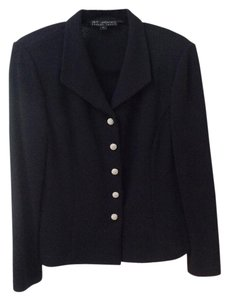 St. John St John Evening Basics Blazer with Rhinestones
