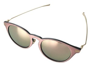 Other Pink Mirrored Sunglasses