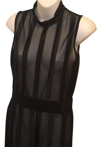 Other Bandage One Piece Sheer Dress