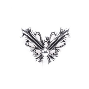 Chrome Hearts FLORAL CORNER BROOCH