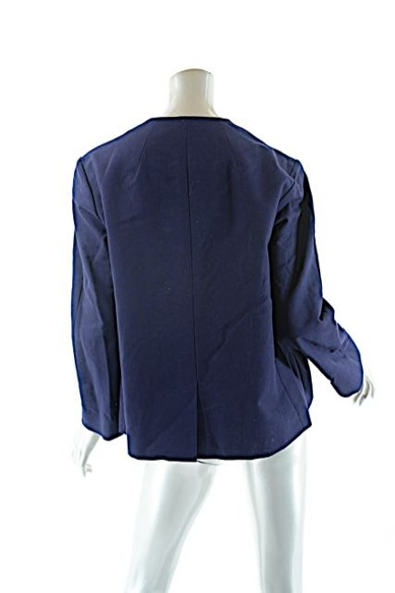 Ralph Lauren Cotton Navy Jacket Image 1