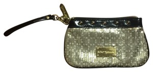 Betsey Johnson Wristlet in Gold