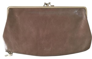Hobo International Neutral Wallet New Beige Clutch