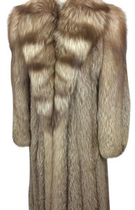 M Solomon Furs Fur Coat