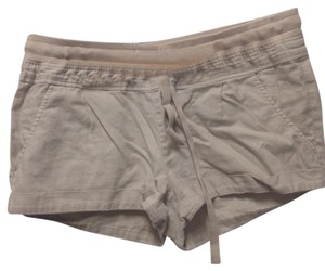 Victoria's Secret Mini/Short Shorts Tan