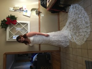 Essense Of Australia 6247zz Wedding Dress