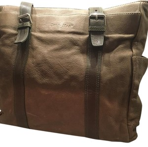 Cole Haan Tote in Brown/Olive