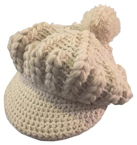 Eryn Brinié knit newsboy hat