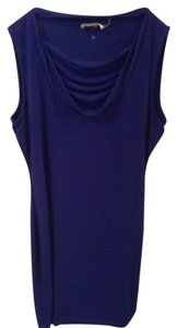 Calvin Klein Work Blue Casual Dress