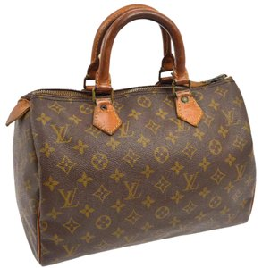 Louis Vuitton Speedy Keepall Alma Lv Satchel in monogram
