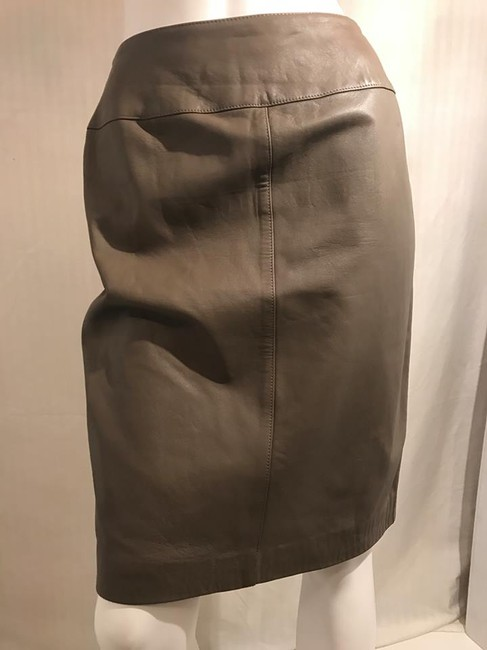 Carlisle Leather skirt Skirt bage Image 1