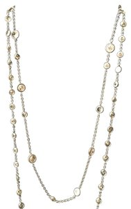 Silpada Antique Sterling & Cubic Zirconia Necklace
