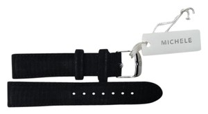 Michele Michele 18MM Suede Watch Band