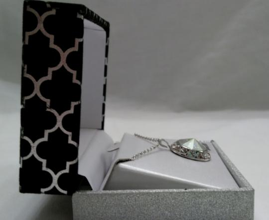 Swarovski Crystal Necklace with Gift Box Image 2