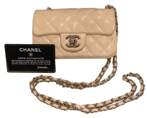 Chanel Mini Flap Rare Evening Cross Body Bag