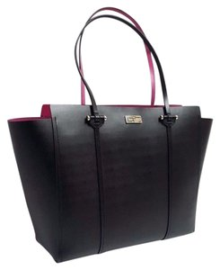 Kate Spade Tote in black and pink
