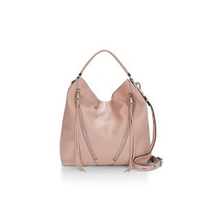 Rebecca Minkoff Moto Fringe Leather Hobo Bag