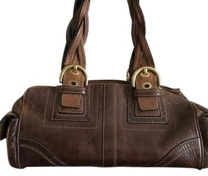 Coach Tote in Brown