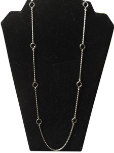 Silpada Simple silver handcrafted necklace