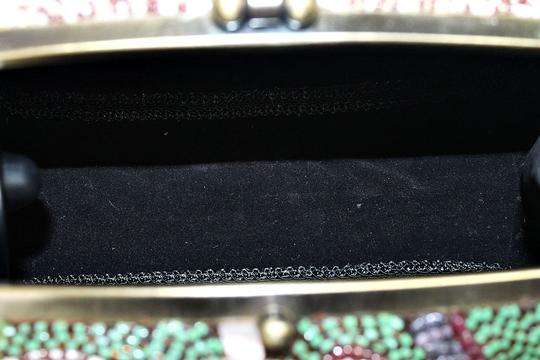 Mary Frances Beaded Box Evening Baguette Image 3
