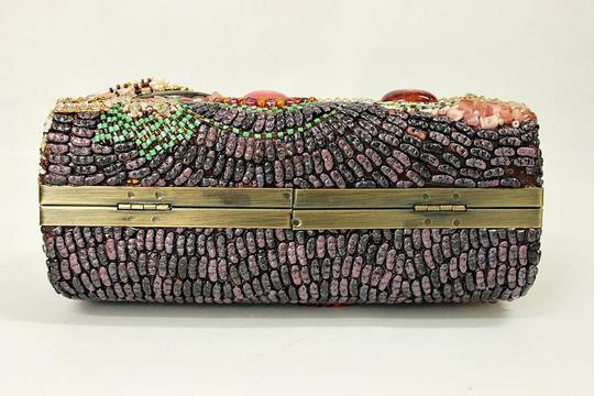 Mary Frances Beaded Box Evening Baguette Image 8