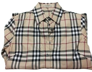 Burberry Top House Check