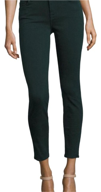 "Item - Green Medium Wash ""The Ankle In Stretch-deni Skinny Jeans Size 30 (6, M)"