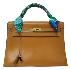 Hermès Kelly 32 Sellier Hardware Kelly Vintage Shoulder Bag