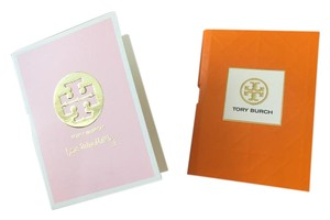 Tory Burch Two Tory Burch perfume vials