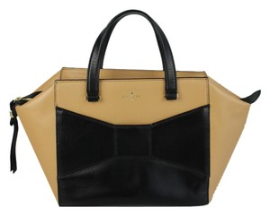 Kate Spade Tote in Tan, Black