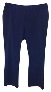 Hearts of Palm Boot Cut Pants Navy