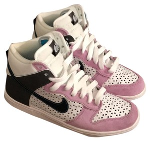 Nike White/Black -Violet Wash Athletic