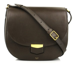 Céline Messenger Crossbody Clutch Shoulder Bag