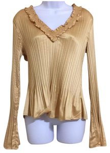 Sunny Leigh Top Gold