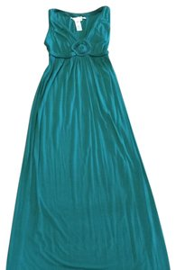 Emerald green Maxi Dress by Max Studio