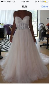 Allure Bridals One Of A Kind For Terry Costa Wedding Dress