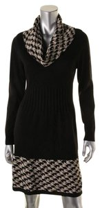 Jessica Howard Cowl Sweater Dress