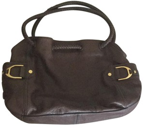 Cole Haan Satchel in dark brown