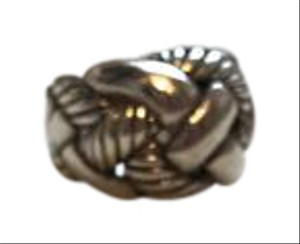 93295d9a056 Judith Ripka Sterling Silver Braided Double Row Bracelet - 55% Off ...