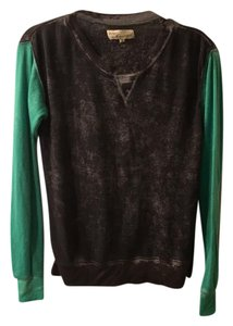 Vintage Havana T Shirt faded black & green