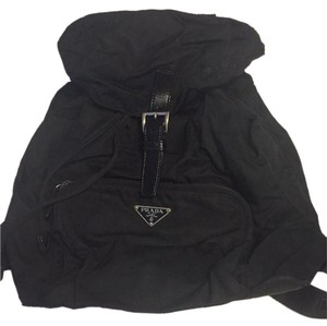 Prada Nylon Small Cute Travel Backpack