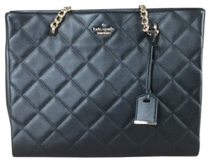 Kate Spade Leather Quilted Shoulder Bag